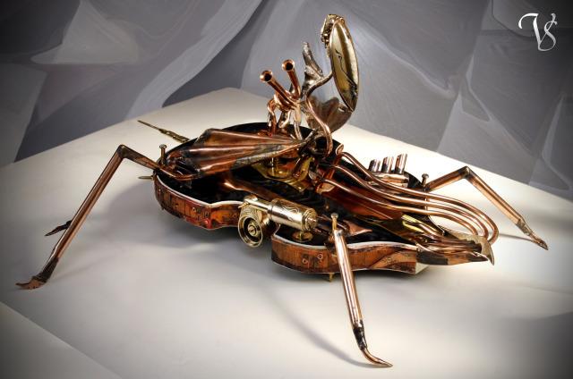 greg-von-seduce-my-sweety-spider-2010