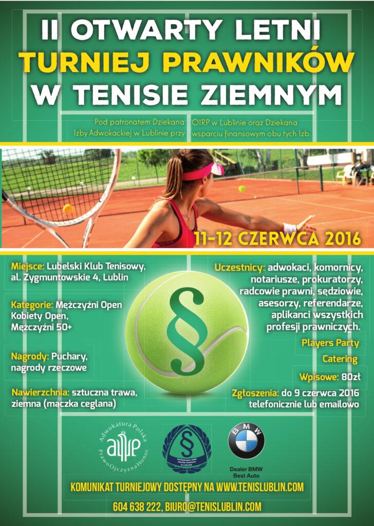 Plakat OLTP 2016
