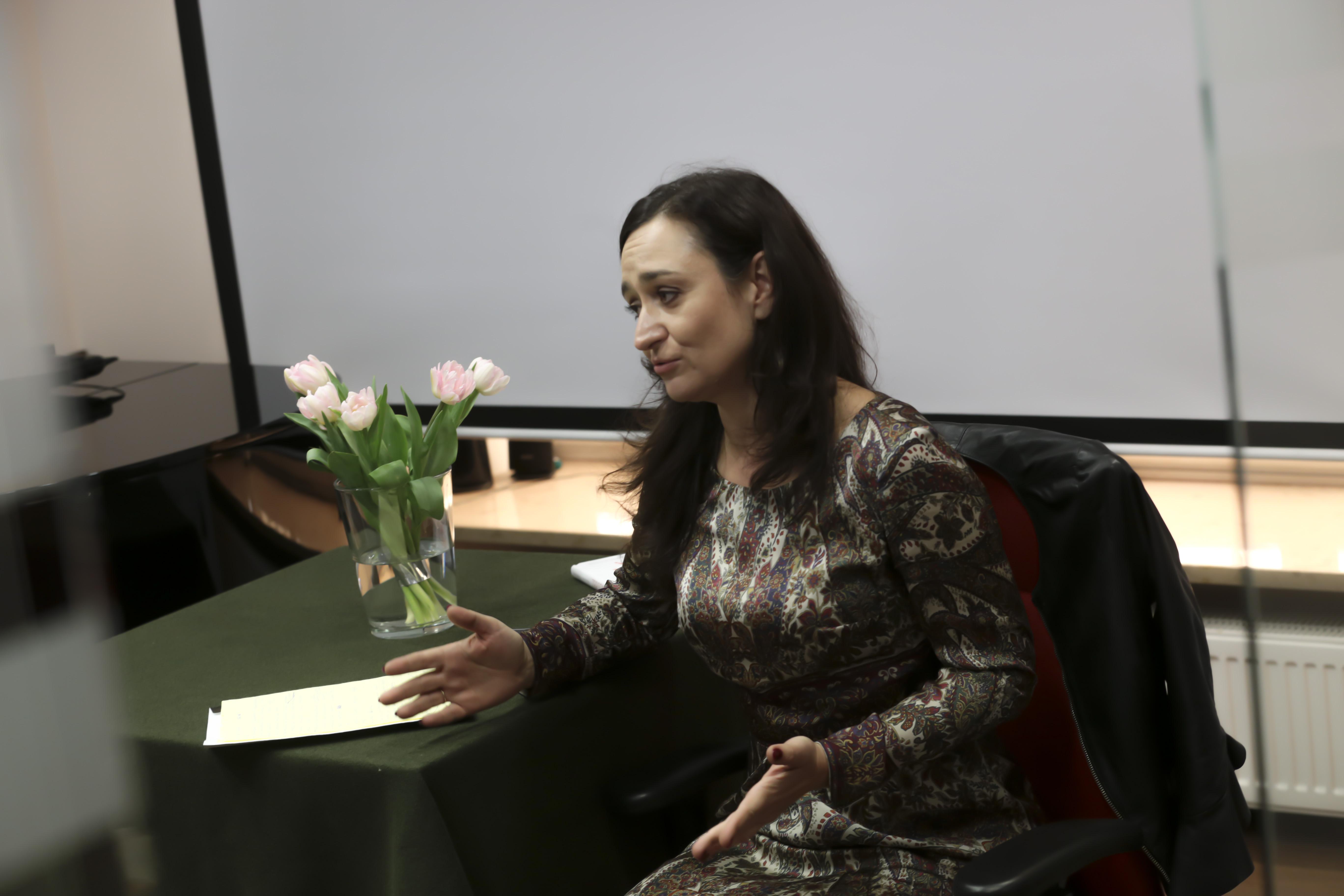 spotkanie zmec Monika Całkiewicz