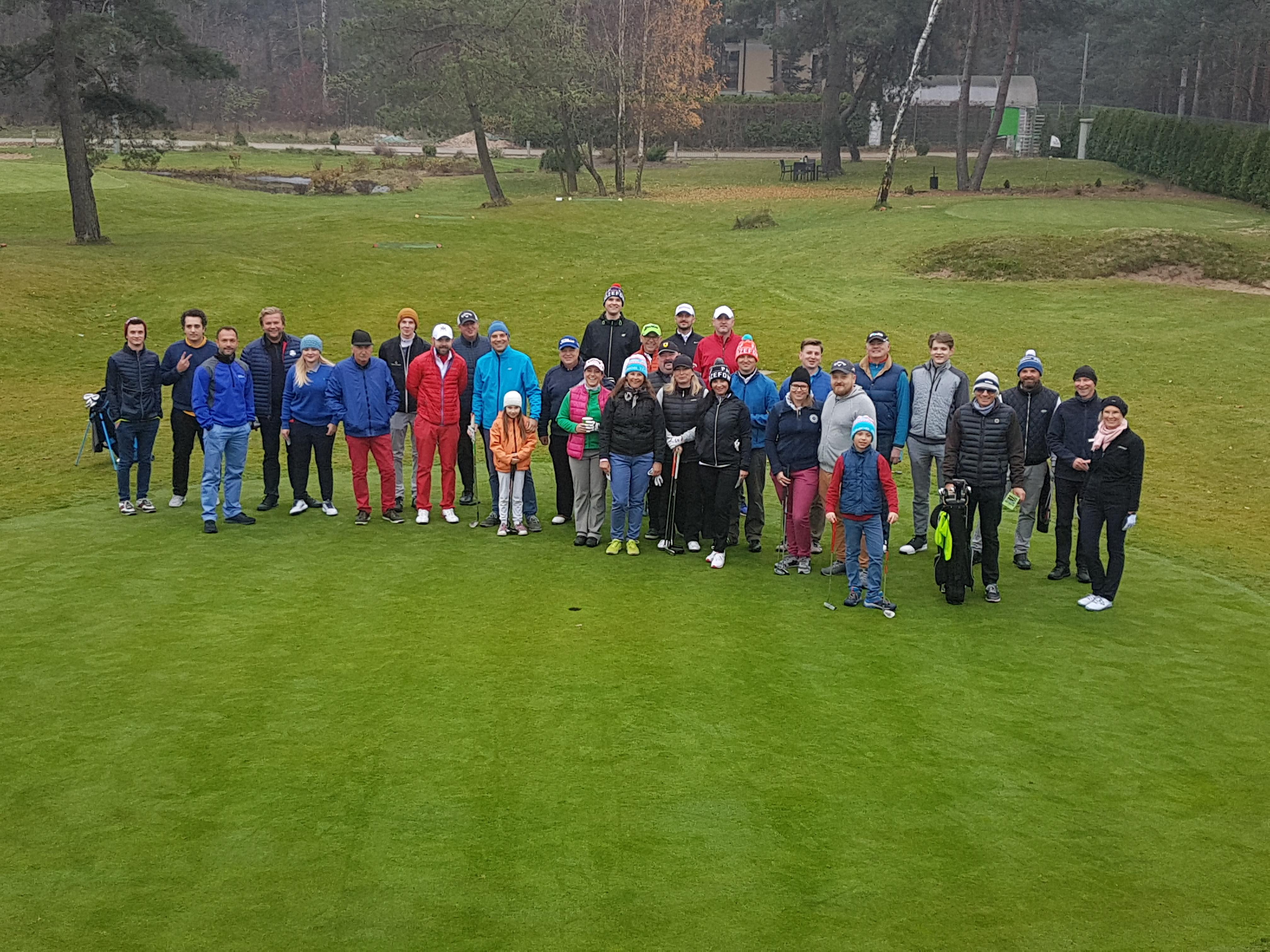 Dzień Niepodległości na golfowo!