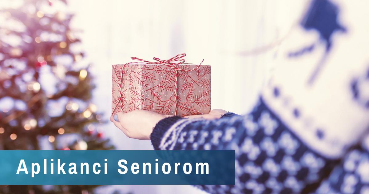 Kolejny rok z akcją Aplikanci Seniorom