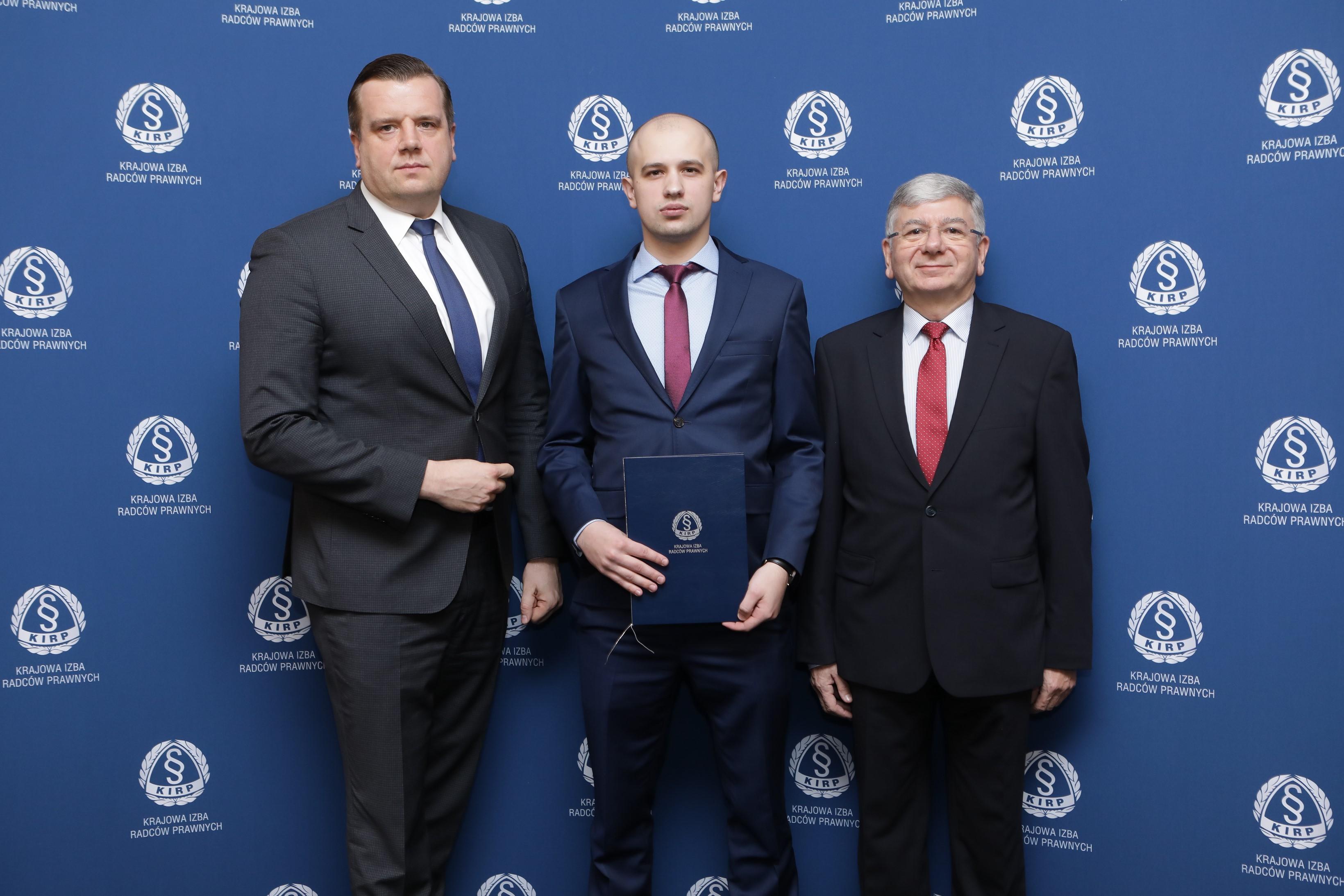 Uroczysta inauguracja I roku szkolenia na aplikacji radcowskiej