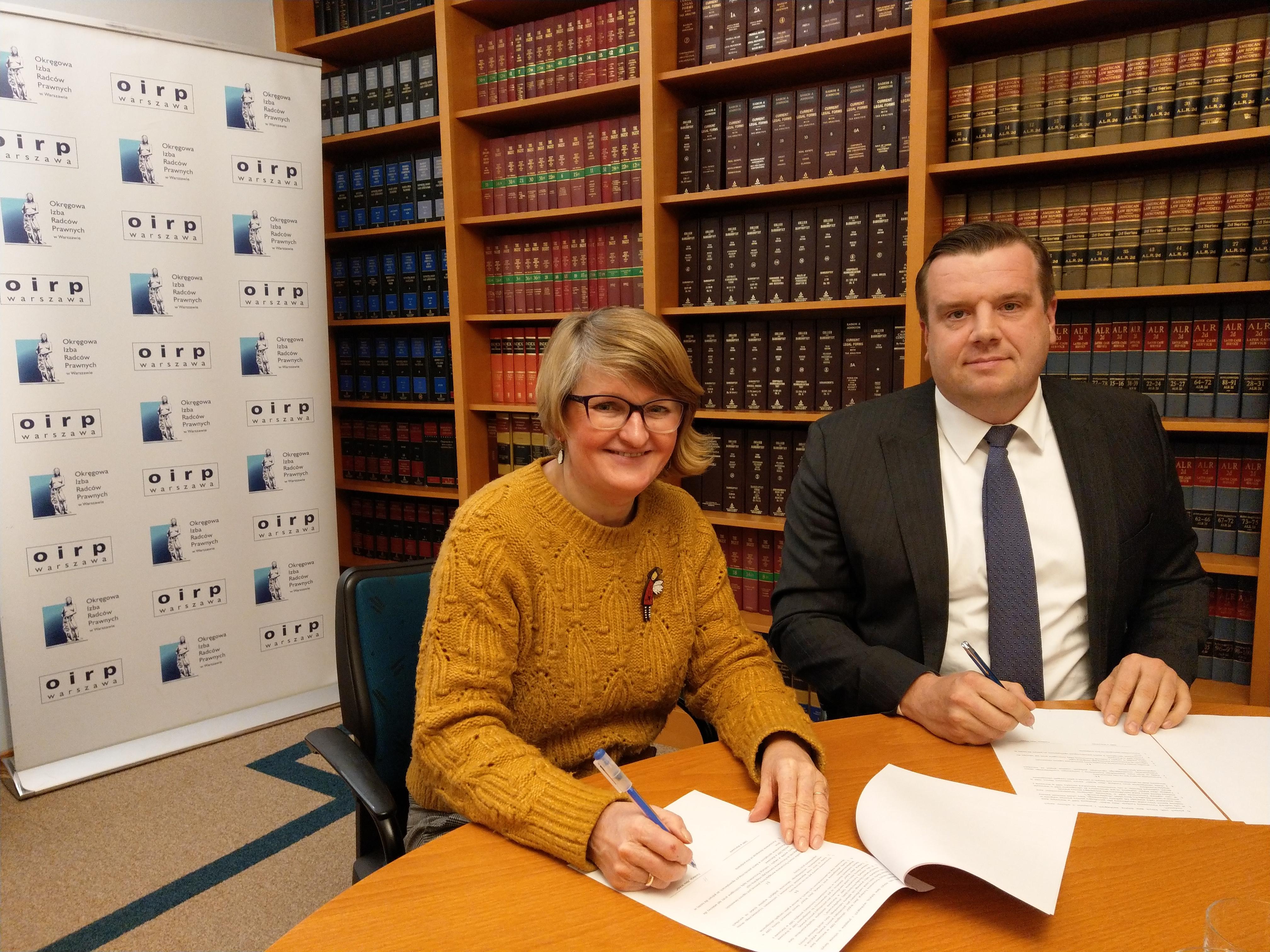 Nowe porozumienia z organizacjami pro bono
