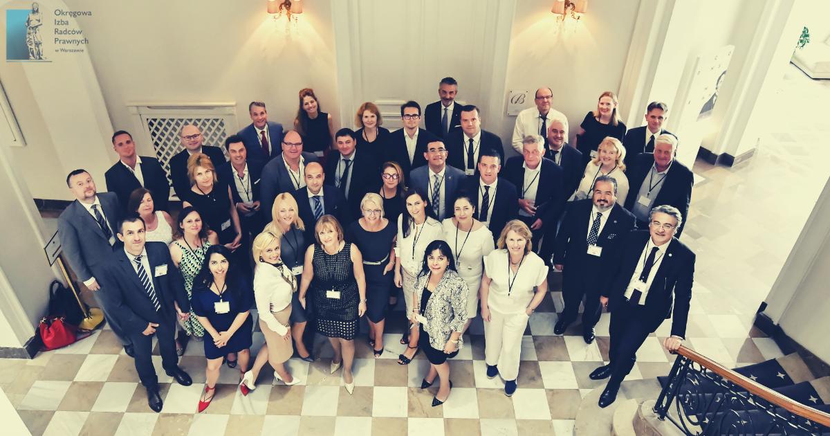 Międzynarodowa konferencja o nowoczesnym samorządzie prawniczym za nami!