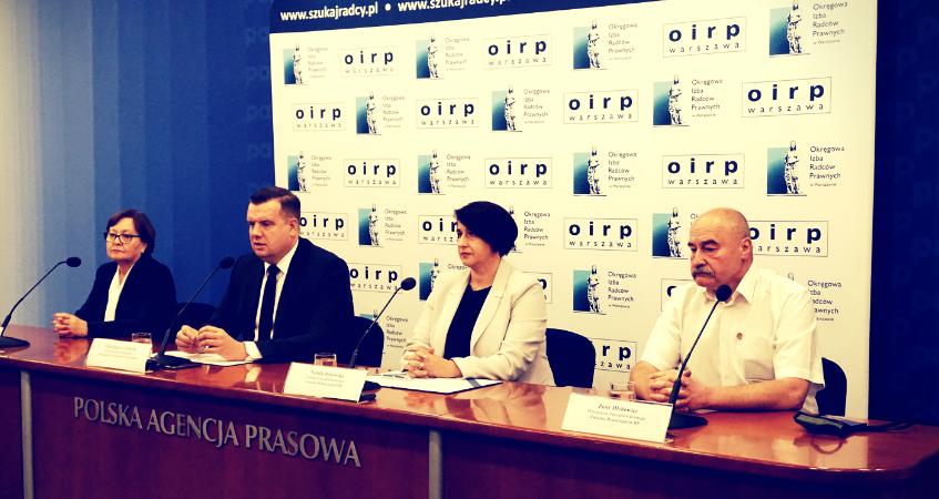 """""""Mamy prawo pamiętać i pomagać"""" - Izba warszawska podpisała porozumienie ze Związkiem Repatriantów RP"""