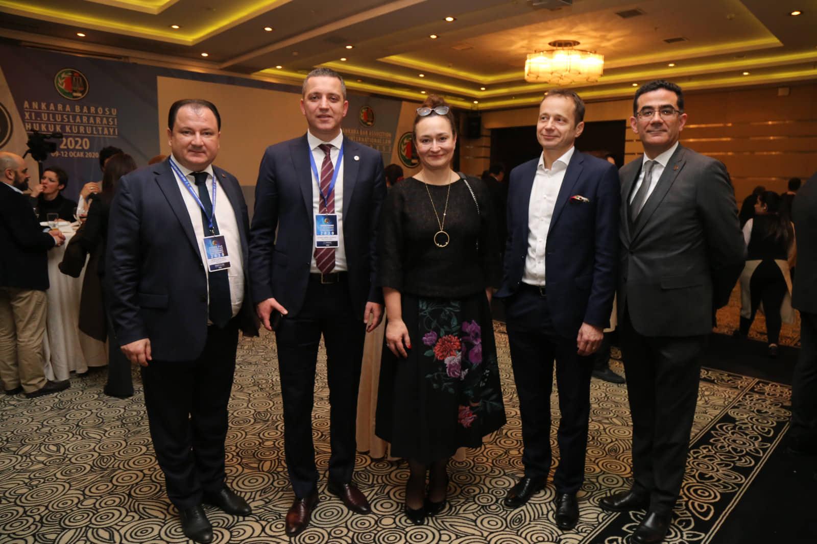 11. Międzynarodowy Kongres Prawniczy – Ankara 2020