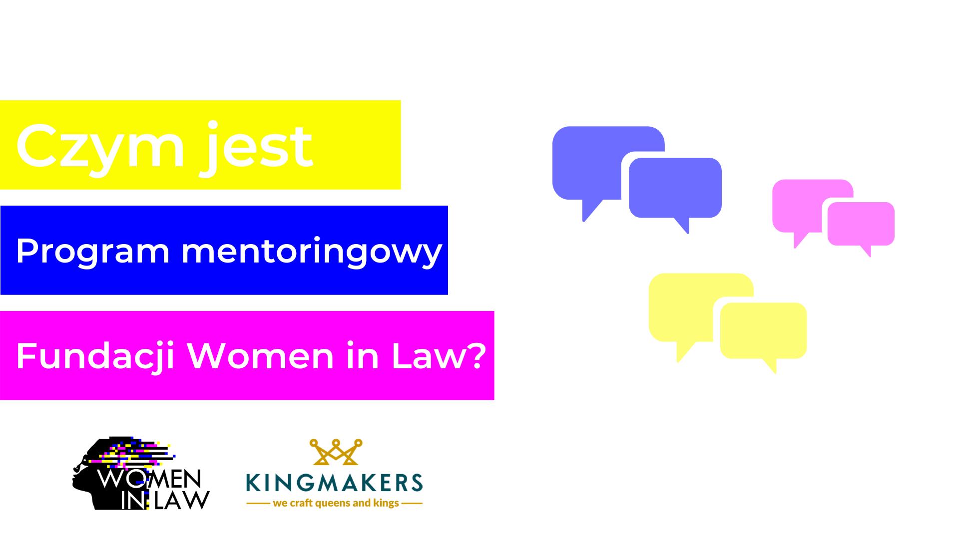 Women in Law - Program mentoringowy